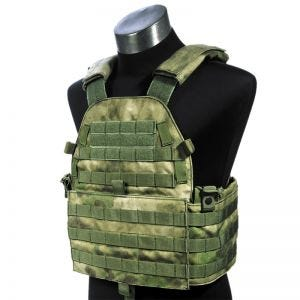 Flyye New MOLLE LT6094 Weste A-TACS FG