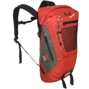 Fox Outdoor DRY PAK 20 Wasserdichter Seesack Rot