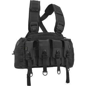 Hazard 4 Frontline Assault Einsatzweste mit Magazintaschen Schwarz