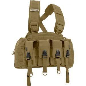 Hazard 4 Frontline Assault Einsatzweste mit Magazintaschen Coyote