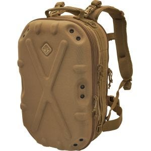 Hazard 4 Pillbox Hardshell-Tagesrucksack Coyote