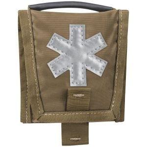 Helikon Micro Med Kit Tasche für Erste-Hilfe-Zubehör Coyote