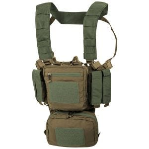 Helikon Training Mini Einsatzweste Coyote/Olive Green