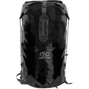 Highlander Troon Drybag 70 l Seesack Schwarz