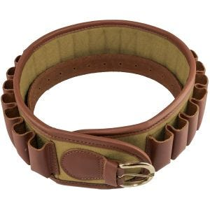 Jack Pyke Canvas Cartridge Belt Fawn