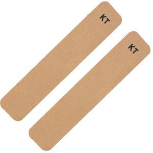 KT Tape Kinesio-Tape 2 Streifen aus Baumwolle Beige