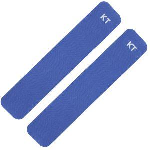 KT Tape Kinesio-Tape 2 Streifen aus Baumwolle Blau