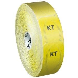 KT Tape Jumbo Pro Synthetisches Kinesio-Tape vorgeschnitten Solar Yellow