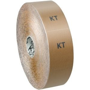 KT Tape Jumbo Pro Synthetisches Kinesio-Tape ungeschnitten Stealth Beige