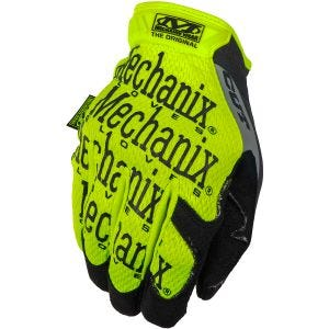 Mechanix Wear CR5 Original Handschuhe Hi-Viz Gelblich-Grau