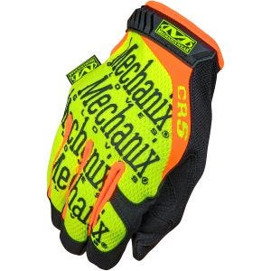 Mechanix Wear CR5 Original Handschuhe Hi-Viz Yellow