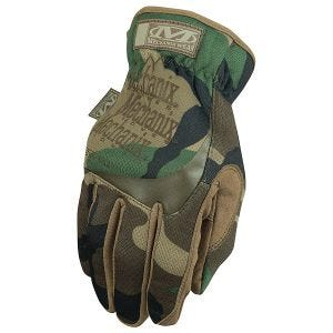 Mechanix Wear FastFit Handschuhe Woodland