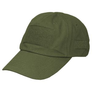 MFH Operations Basecap OD Green
