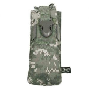 MFH PRC 148 MBITR Tasche für Handfunkgerät mit MOLLE-Befestigungssystem ACU Digital
