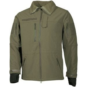 MFH High Defence Softshelljacke OD Green