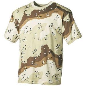 MFH T-Shirt Desert 6 Farben
