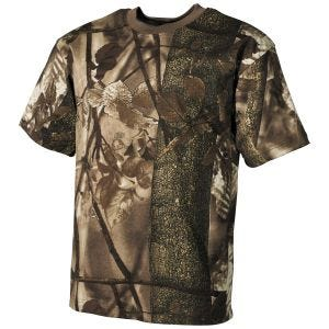 MFH Hunter Jäger-T-Shirt Hunter Braun