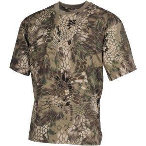 MFH T-Shirt Snake FG