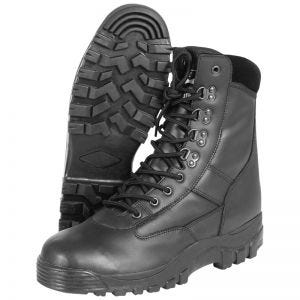 Mil-Com All Leather Patrol Militärstiefel