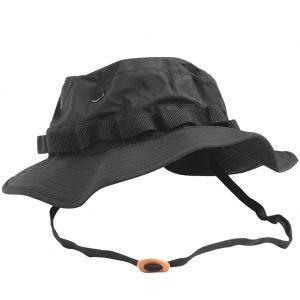 Teesar US GI Trilaminate Boonie Hat Schwarz