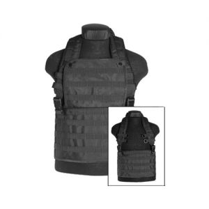 Mil-Tec Einsatzweste MOLLE-Befestigungssystem Schwarz