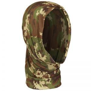 Mil-Tec Multifunktionale Kopfbedeckung Vegetato Woodland