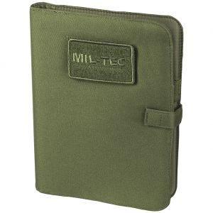 Mil-Tec Taktisches Notizbuch Mittelgroß Oliv