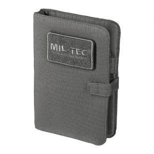 Mil-Tec Taktisches Notizbuch Klein Urban Grey