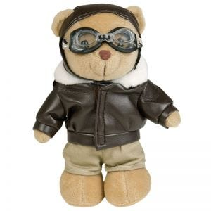 Mil-Tec Teddybär Pilot