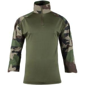 Mil-Tec Warrior Shirt mit Ellbogenschutz CCE