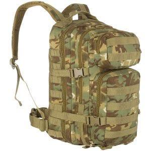 Mil-Tec US Assault Pack Small Einsatzrucksack mit MOLLE-Befestigungssystem Arid Woodland