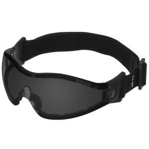 Mil-Tec Commando Para Schutzbrille Rauchgrau