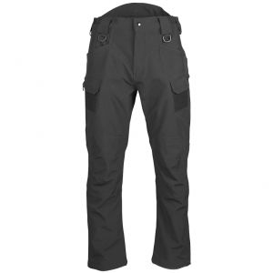 Mil-Tec Assault Softshell-Hose Schwarz