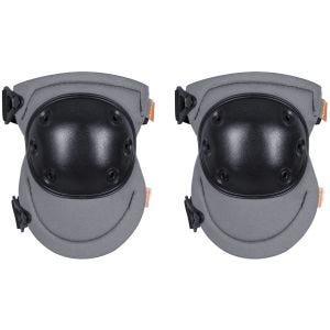 Alta Industries AltaPRO FR Knieschützer mit AltaLOK-Verschlusssystem Grau/Schwarz