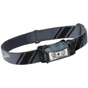 Princeton Tec Sync LED-Stirnlampe schwarz/graues Gehäuse