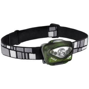 Princeton Tec Vizz LED-Stirnlampe grünes Gehäuse