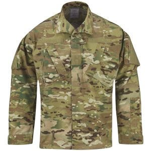 Propper ACU-Jacke aus Baumwoll-Polyester-Ripstop MultiCam