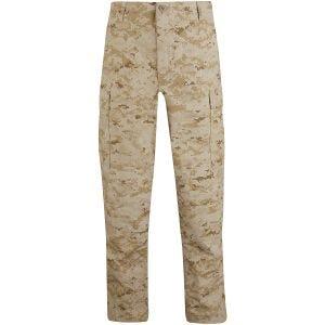 Propper Uniform BDU-Hose aus Baumwoll-Polyester-Ripstop Digital Desert
