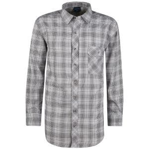 Propper Covert Langärmliges Hemd mit Knopfleiste Steel Grey Plaid