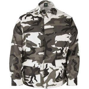 Propper Uniform BDU-Jacke aus Baumwoll-Polyester-Ripstop Urban