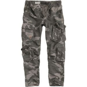 Surplus Airborne Slimmy Hose Black Camo