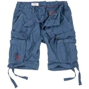 Surplus Airborne Shorts im Vintage-Stil Navy