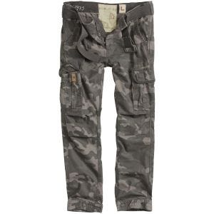 Surplus Premium Slimmy Hose Black Camo