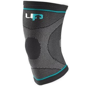 Ultimate Performance Elastische Kniebandage Level 2 Schwarz
