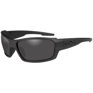 Wiley X WX Rebel Glasses - Smoke Grau Lens / in Mattschwarz Frame