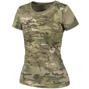 Helikon Damen-T-Shirt Camogrom